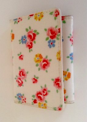 Cath Kidston Ticket Holder  Folk Ditsy Pattern Travel Ticket Holder Gift Wrapped