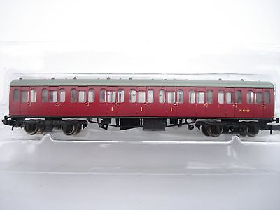 N Gauge GRAHAM FARISH -374-280A -BR Mk1 Surburban Composite Coach