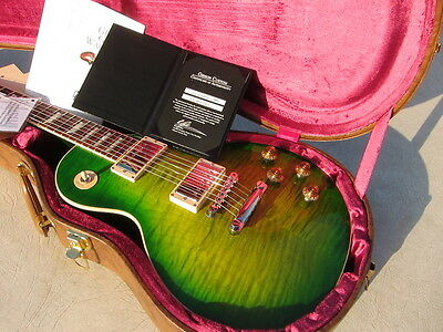 Gibson Les Paul Custom Shop Iguana 2012