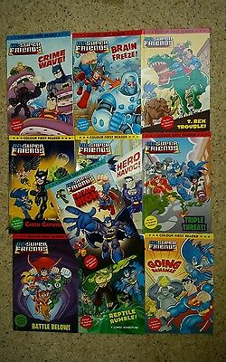 Book bundle - DC Superfriends Early Young Reader Bundle