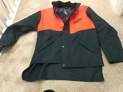 oregon chainsaw jacket