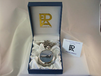Space shuttle Limited edition  pocket watch only 100 made