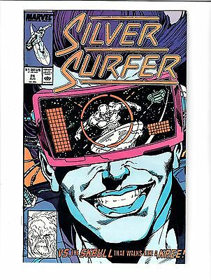 Silver Surfer #26 Aug 1989 Comic.#53029A*3/18
