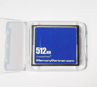 512MB CompactFlash CF Memory Card Genuine 512M Origenrial Chips New Wholesale