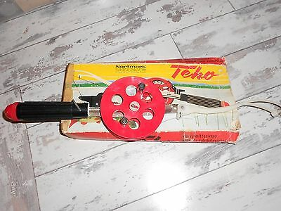 Vintage Teho Ice Fishing Rod , Pike Trap Hunting
