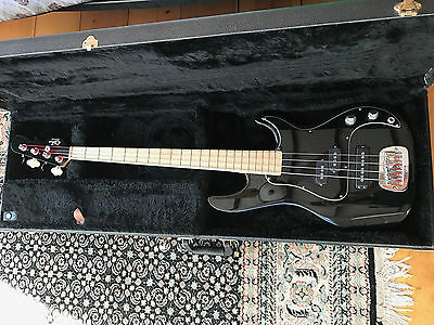 G&L SB-2 Custom Ordered Bass USA
