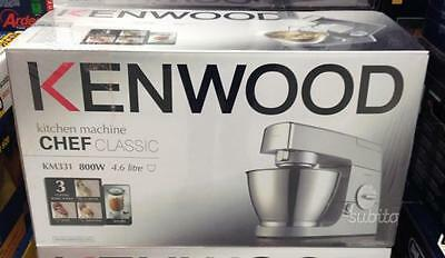robot da cucina kenwood kitchen machine chef classic KM331