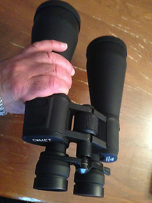 JUMELLE A ZOOM COMET 10x30x70 CHASSE RANDONNEE OBSERVATION ASTRONOMIE MER