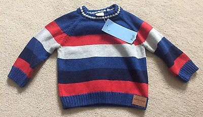 Baby Boys F&F Jumper Size 3-6 Months Brand New With Tags