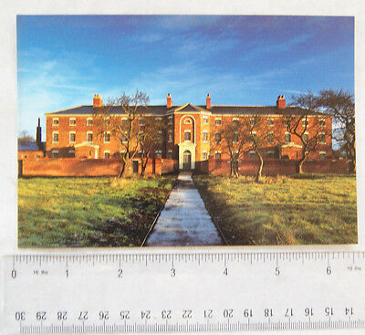 2002 postcard The Workshouse Southwell