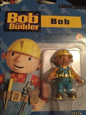 Bob The Builder Figure New In Packet