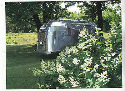 """*Postcard-""""Trailer/RV Backed Up in Nice Shady-Clean Place""""   --Classic--"""