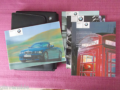 Bmw M3 Convertible / Cabriolet Owners Manual - Owners Guide - Handbook  (Bm 655)