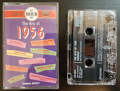 The Hits Of 1956 - Cassette