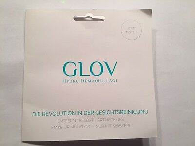 Glov Hydro Demaquillage Revolution der Gesichtsreinigung Make up Entfernung
