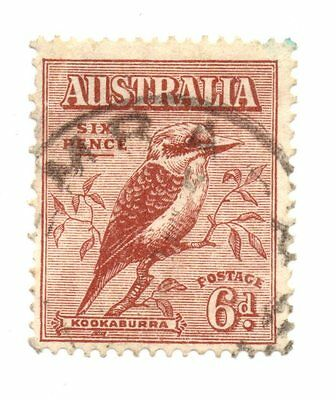 Stamps from Australia, circa 1902 and 1930