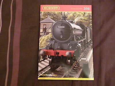 Hornby model railway catalogue - 2015 edition