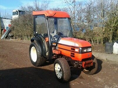 Same  Solaris 35hp 4wheel drive compact tractor