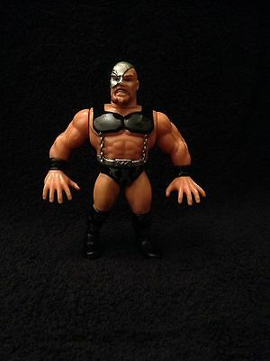 WWF WWE Hasbro Warlord Wrestling Action Figure Rare Retro Toy