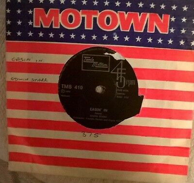 EDWIN STARR - Easin' In - South African Motown - NOT released in UK - RARE