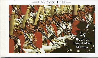 GREAT BRITAIN 1990 London Life Prestige Booklet