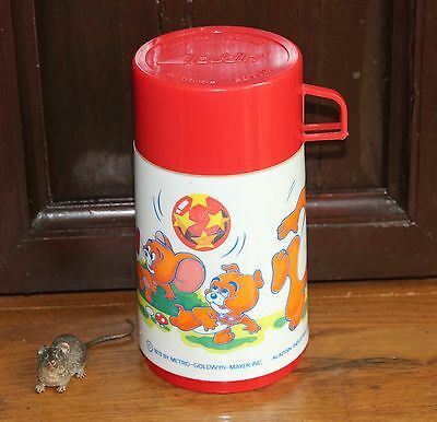 Tom and Jerry flask, dated 1973, in very good condition *
