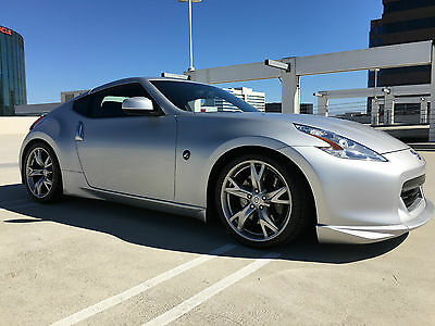 2012 Nissan 370Z Touring Coupe 2-Door 2012 Nissan 370Z / Touring / Sports Pckg / Nav / CPO Warranty to 2019