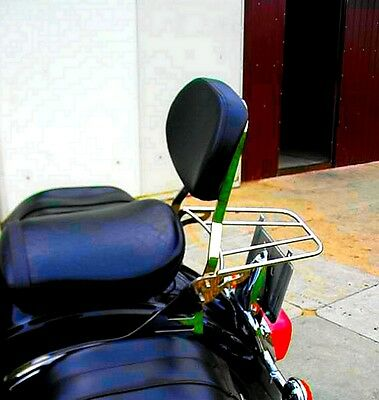 Sissy Bar Passenger Backrest+Luggage Rack Yamaha Xvs 1100 Dragstar (V-Star 1100)