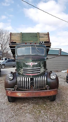1946 Chevrolet Other Pickups  1946 Chevy COE