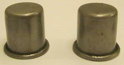 Set of 2 Metal Oil Caps for Master Oil Spouts