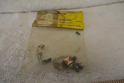 Vintage Train G Scale LGB 3001 Red Tail Light 0925