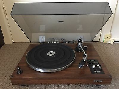 Vintage HITACHI PS-8 Turntable / Record Player