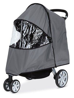 NEW Britax B-Agile Stroller Rain Cover Canopy FREE SHIPPING