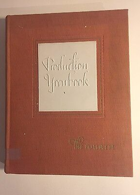 Advertising and Publishing Production Yearbook, fourth annual, 1938