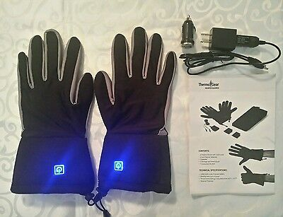 Thermo Gear Thermo heated Gloves