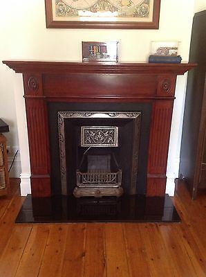 Beautiful Georgette Fireplace Mantle Surround