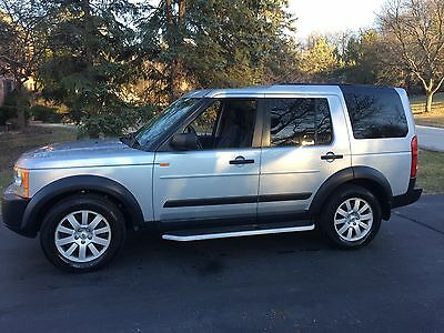 2005 Land Rover LR3 SE 2005 Land Rover LR3 SE with Rear  Electronic Locking Differential