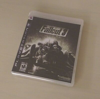 Fallout 3 (PlayStation 3) PS3 BRAND NEW SEALED
