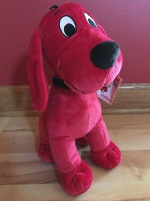 Kohls Cares For Kids Clifford Plush New With Tags Stuffed Animal