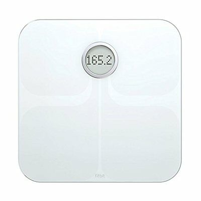 Fitbit Aria Wi-Fi Smart Scale - White - password protected