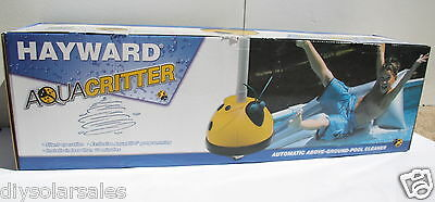 Hayward Aquacritter Above Ground Swimming Pool Cleaner