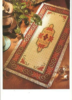 "Counted Cross~Stitch Chart For ""persian*table*runner"""