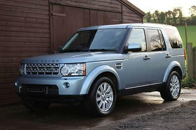 2012 12 Land Rover Discovery 3.0 4 Sdv6 Hse 5D Auto 255 Bhp Diesel