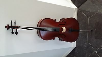 CELLO 1/8 size OUTFIT STUDENT EXTRA