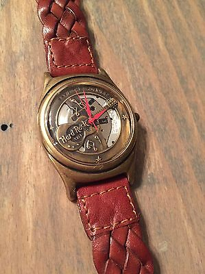 hard rock cafe save the planet watch Used FREE SHIPPING