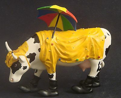 Cow Parade Mooing in the Rain 7704