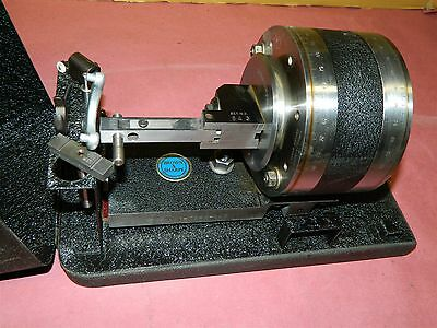 Brown & Sharpe Concentric Surface Wheel Grinder Attachment EXCELLENT CONDITION