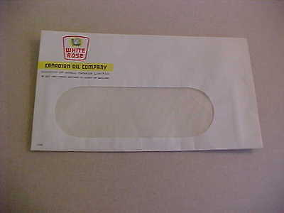 White Rose Canadian Oil Company Envelope