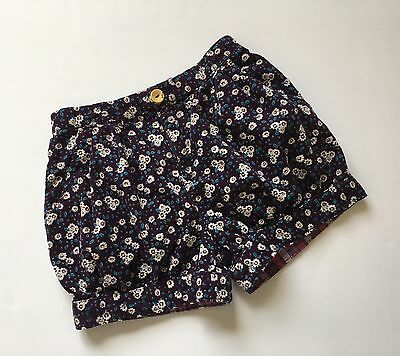 MATILDA JANE Friends Forever SHELBY Cord Shorts Size 8 NWOT