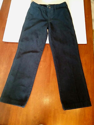 BOYS PANTS BLUE  POLO by RALPH LAUREN Size 14 Casual Wear Pants Nice